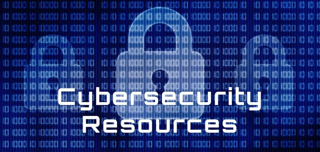 Cybersecurity Resources Page Security Awareness Training