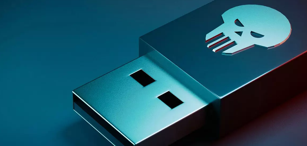 social engineering usb drive